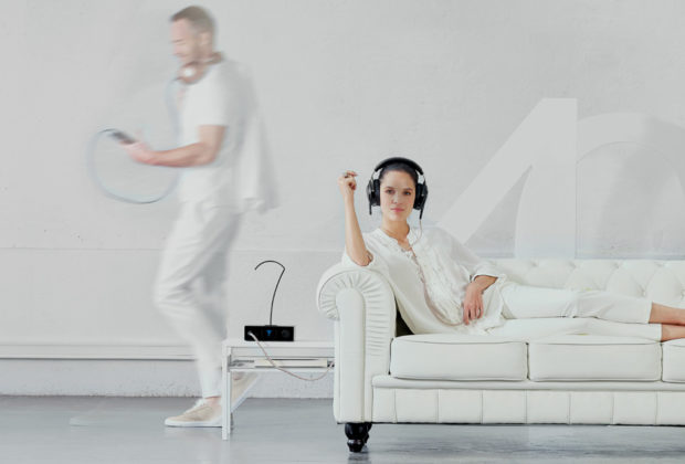 Focal Symphonie 40th cuffie headphones eko music group audiofader