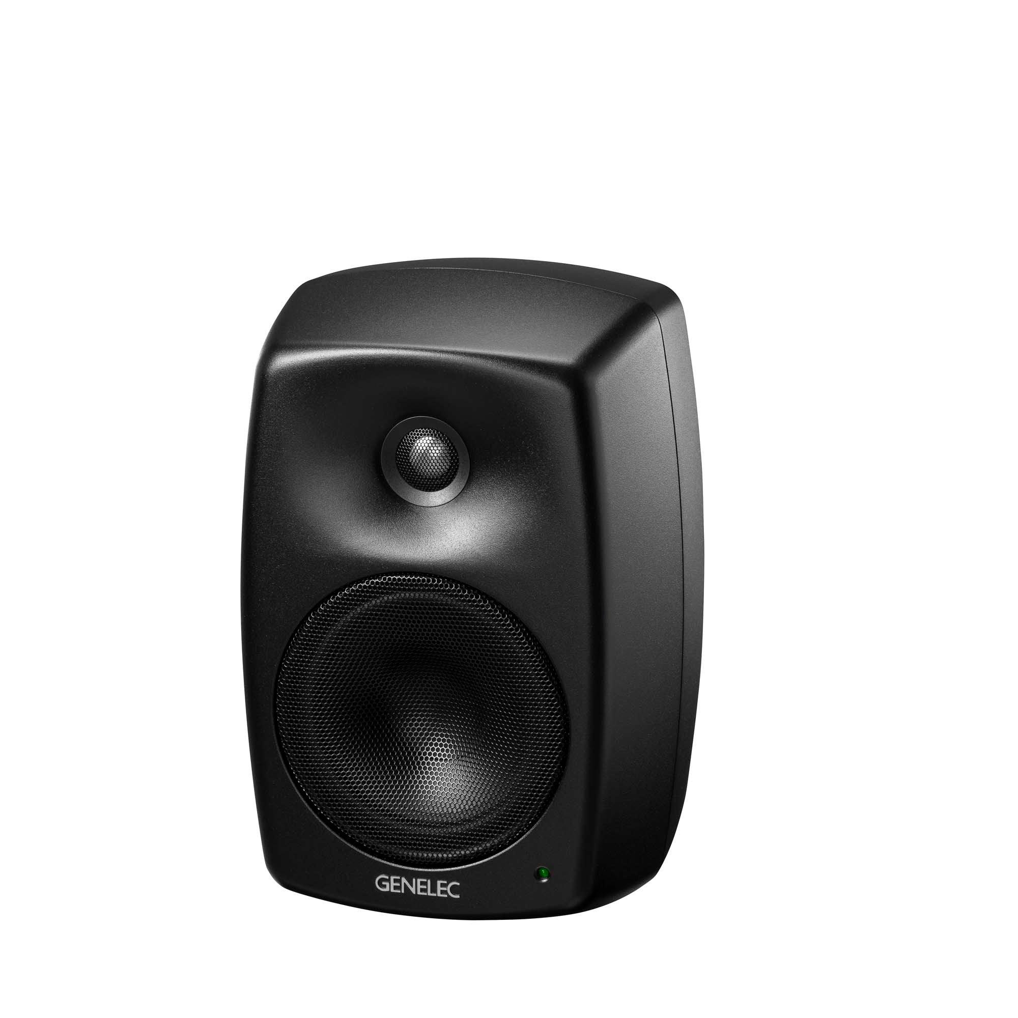Genelec 4430a monitor audio speaker ip ethernet network midiware studio pro audio audiofader