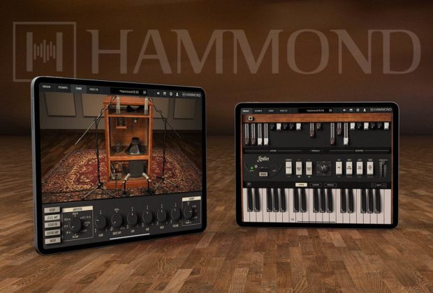 Ik Multimedia Hammond B-3X virtual instrument organ strumenti musicali