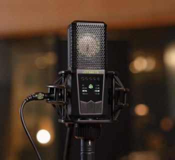 Lewitt LCT 640 TS frenexport audiofader mic rec studio hardware