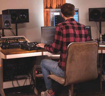 Palmer Monicon XL monitor controller hardware studio pro audio project home audiofader