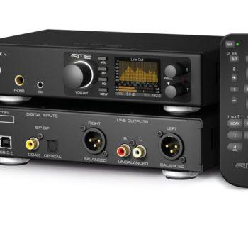 RME ADI-2 DAC fs hardware digital studio rec pro midiware audiofader