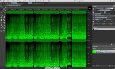 Test Steinberg Spectralayers Pro 6 software plug-in virtual post produzione audio repair restore audiofader