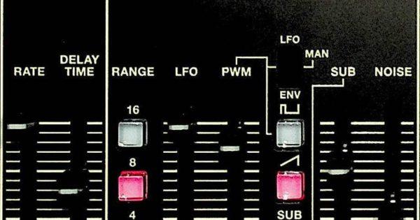 Tutorial Synth Field sintesi audiofader