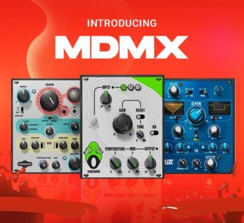 Waves MDMX plug-in audio virtual daw software mix processing audiofader