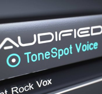 Audified ToneSpot Voice Pro software virtual mix daw audiofader
