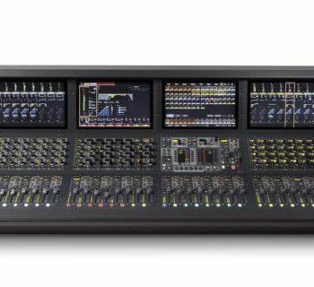 Avid VENUE | S6L-48D hardware audiofader