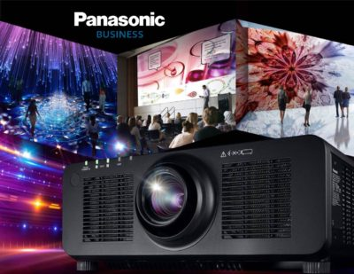 Exhibo Panasonic attualità news audiofader