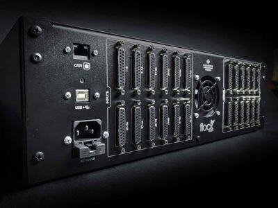 Flock Audio Patch XT hardware studio analog digital audiofader