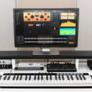 Ik Multimedia iLoud MTM white monitor studio mogar audiofader