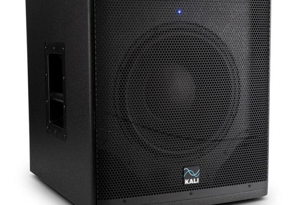 Kali Audio WS-12 pro audio studio hardware monitor audiofader