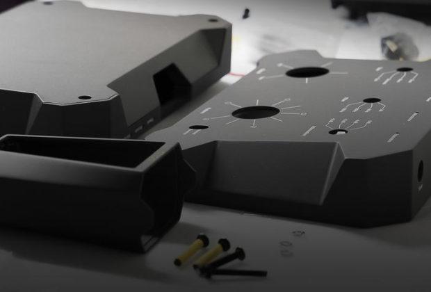 Lewitt Project 1040 mic hardware studio frenexport audiofader