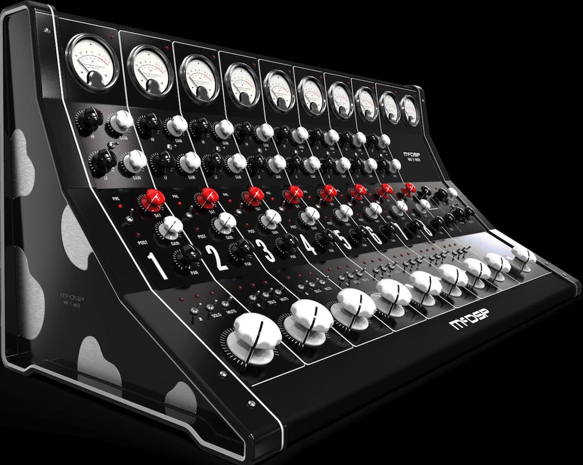 McDSP MooX virtual plug-in audio pro daw software apb16 audiofader
