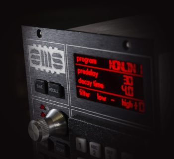 Neve AMS-RMX16 fx effetto riverbero reverb hardware 500 api rack funky junk audiofader