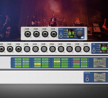 RME AVB Series network digital studio audio pro interfaccia audio midiware audiofader