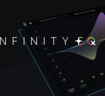 Slate Digital Infinity EQ plug-in audio audiofader