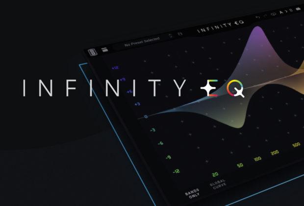 Slate Digital Infinity EQ plug-in audio audiofader