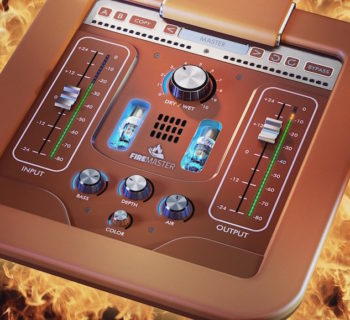 United Plugins FireMaster software daw virtual enhancer plug-in audio pro mix master audiofader