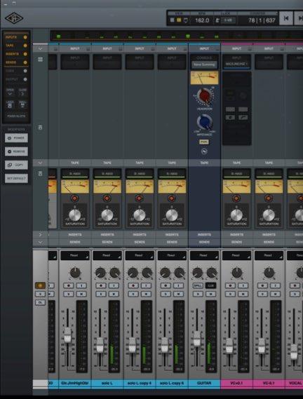 UA LUNA review audiofader