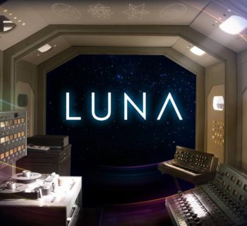 universal audio luna audiofader