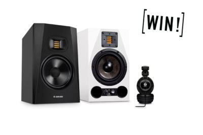 Adam Audio Soundtrack Competition 2020 monitor studio rec speaker midi music strumenti musicali