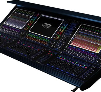 DiGiCo Quantum338 mixer live mix live hardware digital audiolink audiofader