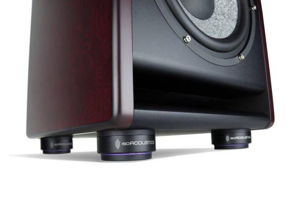 Isoacoustics Iso Puck 76 acustica studio live pro audio audiofader
