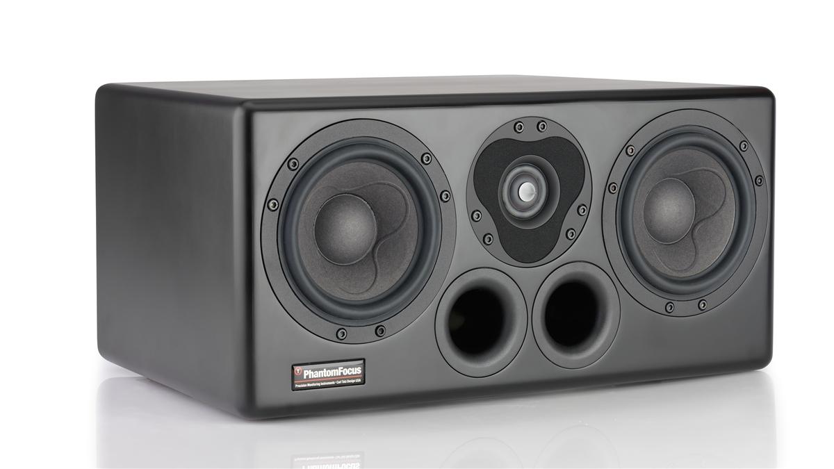 Phantom Focus PFM UHD-1000 monitor studio pro near field audiofader