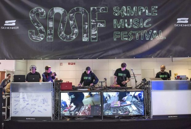 Prolight+Sound 2020 Sample Music Festival eventi dj attualità francoforte musikmesse audiofader