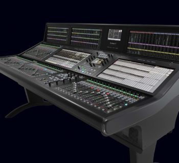 SSL System T v2.3 update aggiornamento broadcast audiofader
