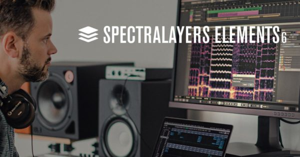Steinberg SpectraLayers Elements 6 software daw tool plug-in audio restore audiofader
