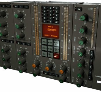 Acustica Audio Lime2 plug-in mix virtual daw software mix mastering comp eq channel strip pre audiofader