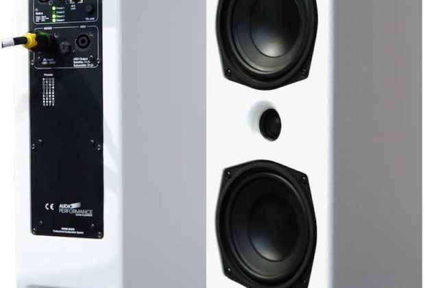 test Audio Performance KS-3 hardware studio monitor audio pro luca pilla audiofader