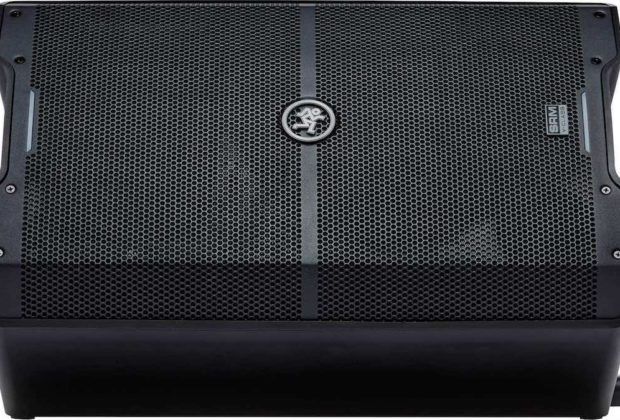 Mackie SRM210 V-Class monitor live speaker dsp pro audiofader