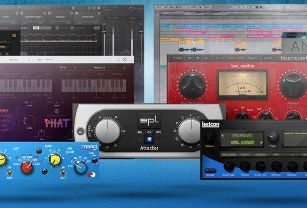 PreSonus Studio Magic Suite 2020 software plug-in audio virtual pro studio midi music strumenti musicali