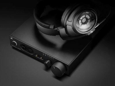 Sennheiser HD hdv 820 high fidelity cuffie headphones amp pro audio exhibo audiofader