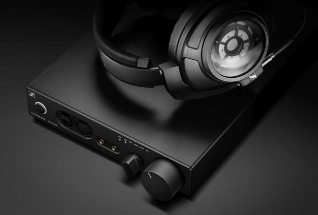 Sennheiser HD hdv 820 high fidelity cuffie headphones amp pro audio exhibo audiofader