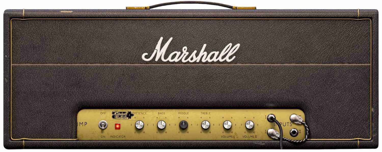 Softube Marshall Plexi SL 1959 Volume 4 plug-in bundle collection software daw virtual mix amp