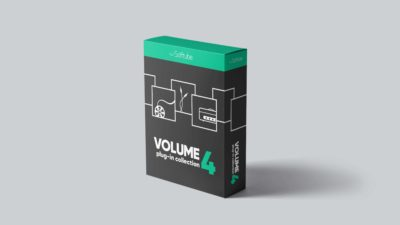 Softube Volume 4 plug-in bundle collection software daw virtual mix amp
