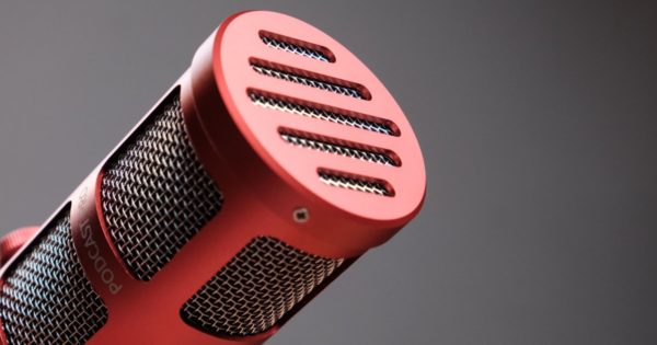 Sontronics Podcast Pro hardware mic rec studio home project soundwave
