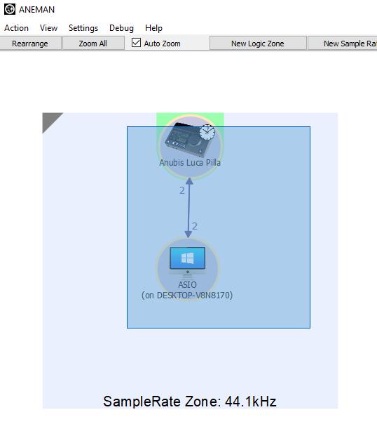 Tutorial Merging Anubis hardware interfaccia audio pro studio mix rec mastering audiofader