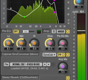 Voxengo Boogex 3.0 plug-in free audio daw software amp gratis audiofader