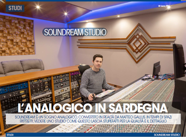 soundream matteo gallus donato masci audiofader