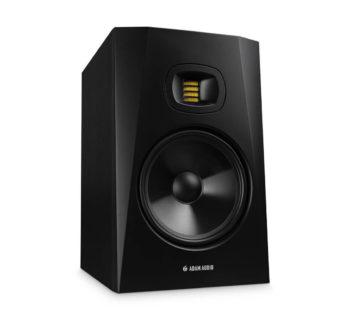 Adam Audio T8V monitor audio speaker studio pro project home midi music rec mix audiofader