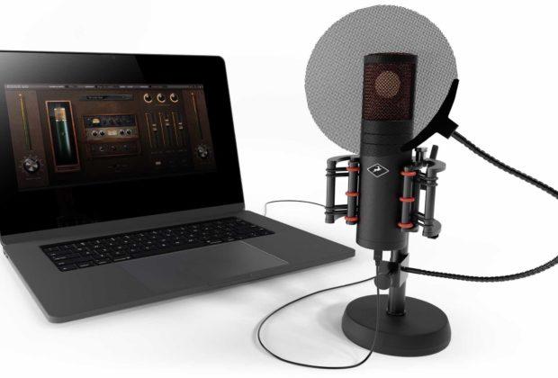 Antelope Audio Edge Go synergy core hardware plug-in audio usb virtual software audiofader