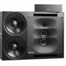 Genelec 1235A audio studio pro rec main mix monitor speaker midiware audiofader