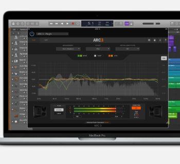 Ik Multimedia ARC3 software hardware misura studio rec mix audiofader