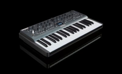 modal argon 8 synth hardware digital test luca pilla audiofader