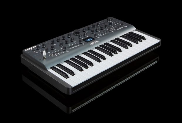 modal argon 8 synth hardware digital test luca pilla midiware audiofader