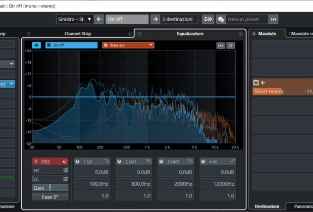 Tutorial Cubase Pro 10.5 virtual daw software rec mix studio home project pro audiofader